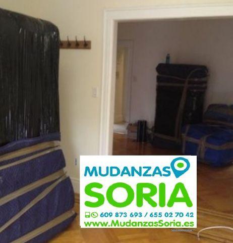 Mudanzas Torrubia de Soria