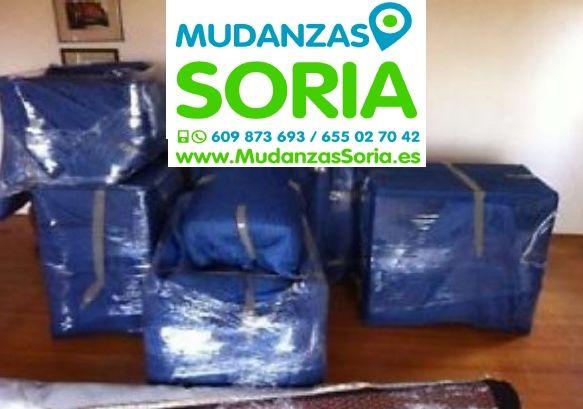 Mudanzas Vadillo Soria