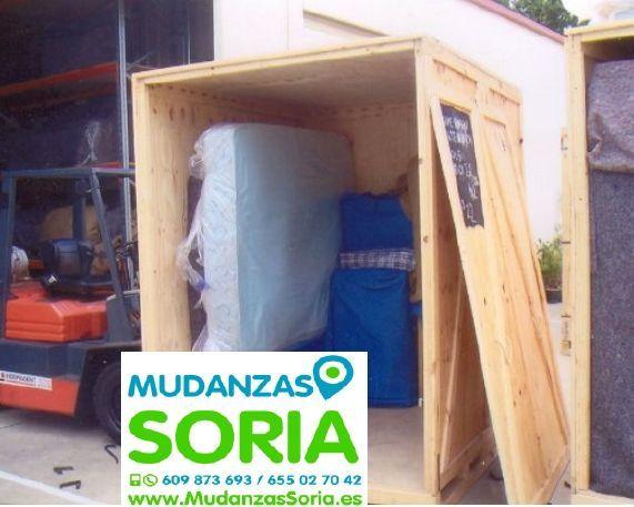 Mudanzas Valdegeña Soria