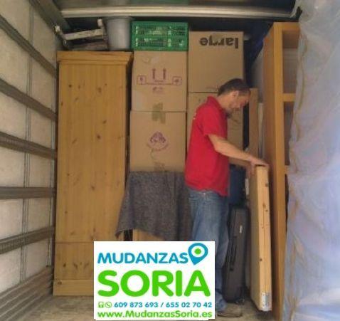 Mudanzas Valdenebro Soria