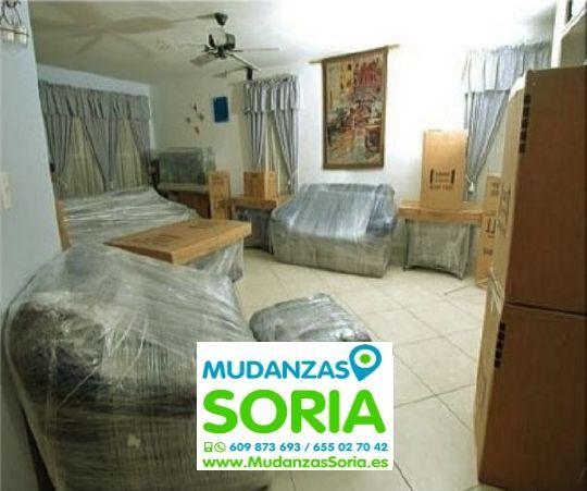 Mudanzas Viana de Duero Soria