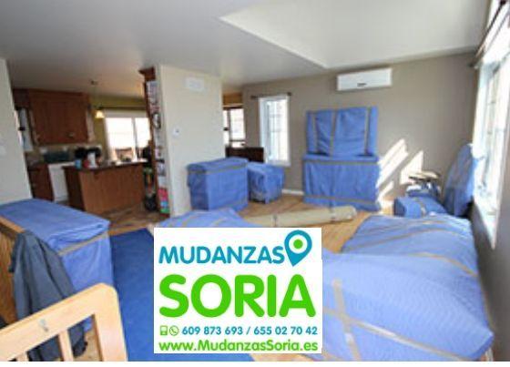 Mudanzas Villar del Ala Soria