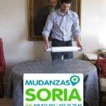 Mudanzas de Muebles a Tiendas en Soria