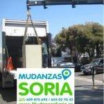 Mudanzas de cajas fuertes en Soria