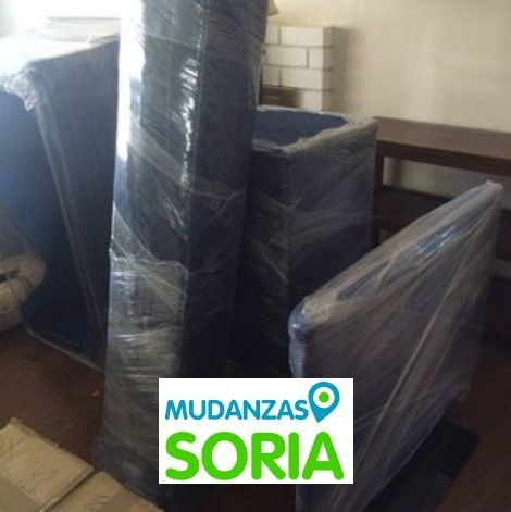 Mudanzas de chalets en Soria