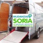 Mudanzas de motos en Soria