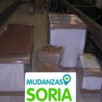 Mudanzas para Bibliotecas en Soria