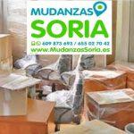 Mudanzas y Portes en Soria