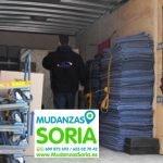 Mudanzas y guardamuebles en Soria