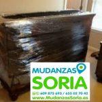 Precios mudanzas en Soria