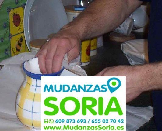 Presupuesto Mudanzas Cañamaque Soria