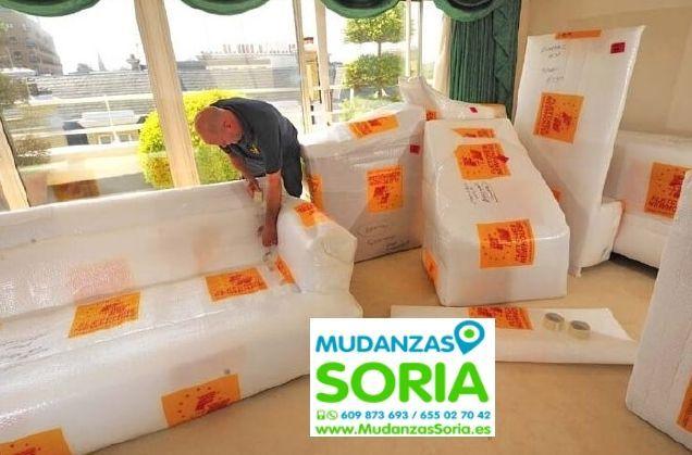 Presupuesto Mudanzas Candilichera Soria