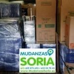 Presupuesto Mudanzas Carabantes Soria
