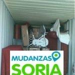 Presupuesto mudanzas Caracena Soria