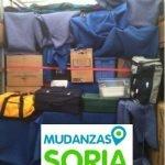 Presupuesto mudanzas Casarejos Soria