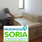 Presupuesto mudanzas Castilruiz Soria