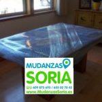 Presupuesto mudanzas Cigudosa Soria