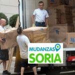 Presupuesto mudanzas Ciria Soria