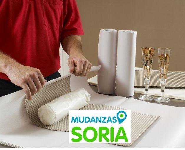 Presupuesto mudanzas Coscurita Soria