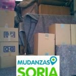 Presupuesto mudanzas Cubilla Soria