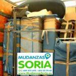 Presupuesto mudanzas Dévanos Soria