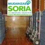 Presupuesto mudanzas Soria