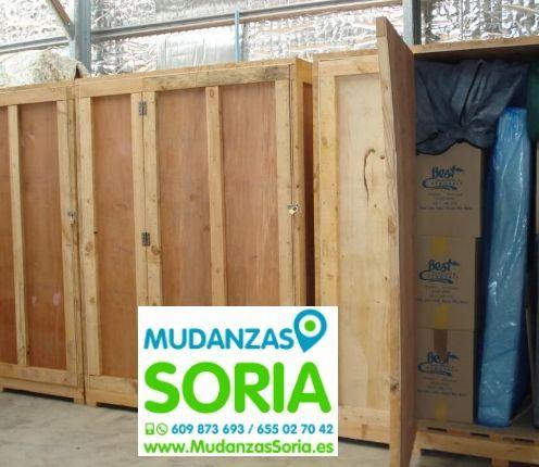 Presupuestos mudanzas Alconaba Soria