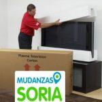 Presupuestos mudanzas Alcubilla de las Peñas Soria