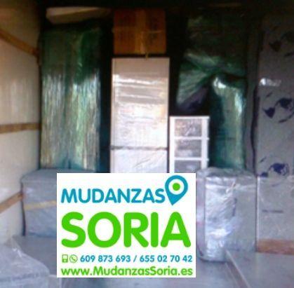 Presupuestos mudanzas Aldealseñor Soria