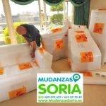 Presupuestos mudanzas Almajano Soria