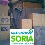 Presupuestos mudanzas Almarza Soria