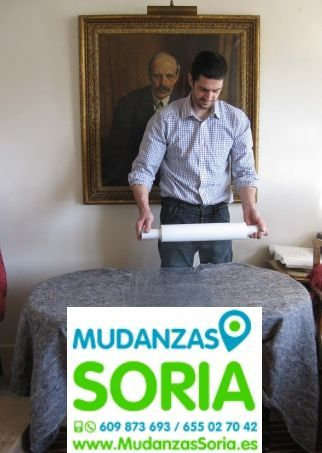 Presupuestos mudanzas Baraona Soria