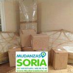 Presupuestos mudanzas Borjabad Soria