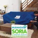Presupuestos mudanzas Frechilla de Almazán Soria