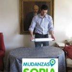 Presupuestos mudanzas Fuentearmegil Soria
