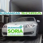 Transporte coches motos Soria