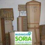 Transportes Guardamuebles Mudanzas Berlanga de Duero Soria