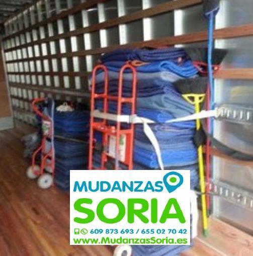 Transportes Mudanzas Ágreda Soria
