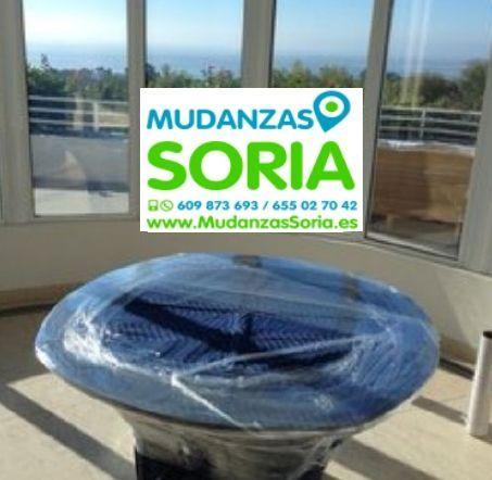 Transportes Mudanzas Abejar Soria