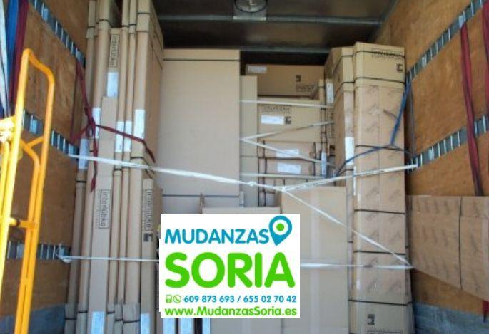 Transportes Mudanzas Alcubilla de Avellaneda Soria