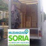Transportes Mudanzas Alcubilla de las Peñas Soria