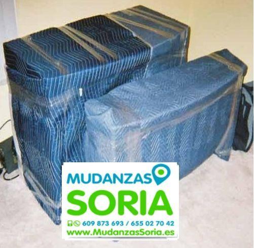 Transportes Mudanzas Aldealpozo Soria
