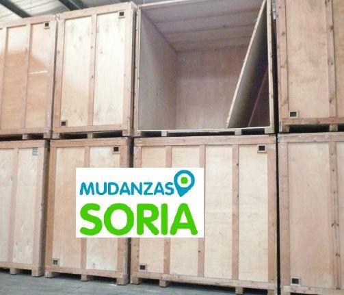 Transportes Mudanzas Aliud Soria