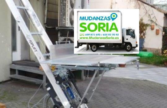 Transportes Mudanzas Almajano Soria