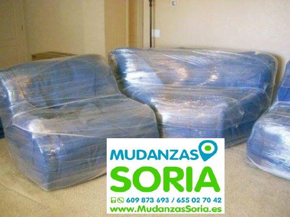 Transportes Mudanzas Almazul Soria