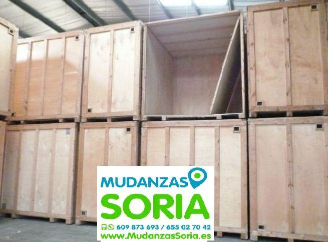 Transportes Mudanzas Alpanseque Soria