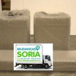 Transportes Mudanzas Arévalo de la Sierra Soria