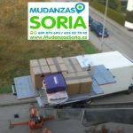 Transportes Mudanzas Arcos de Jalón Soria