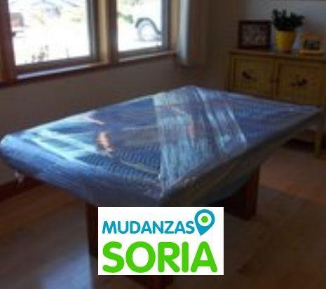 Transportes Mudanzas Baraona Soria