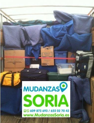 Transportes Mudanzas Barcones Soria